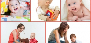 5 Learning Activities For Your 6 Month Old Baby