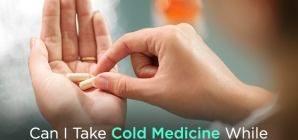 Is It Safe To Take Cold Medicine While Breastfeeding?