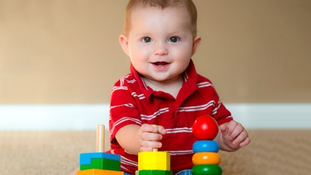 5 Wonderful Toys For 7 Month Old Babies