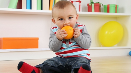 Vitamin C For Babies – Everything You Need To Know