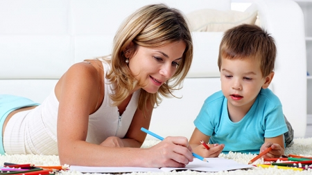 5 Important Stages Of Drawing Development In Children