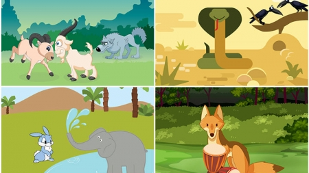 Top 25 Short Panchatantra Stories For Kids