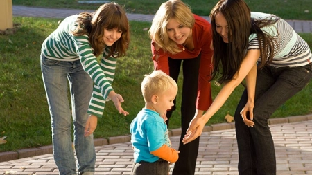 What Is Social Referencing In A Child's Development?