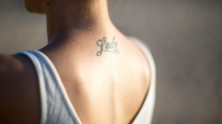 20 Beautiful Tattoos With Kids' Names Inked On You