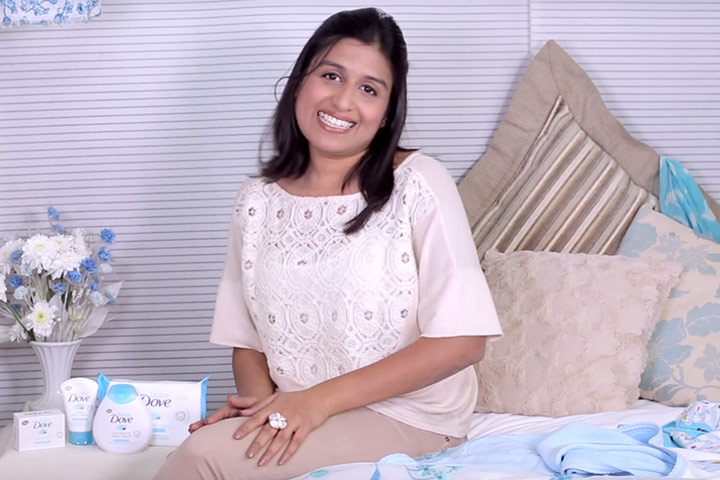 Baby Dove Rich Moisture Bar: See How A Hesitant Mother Falls In Love With It