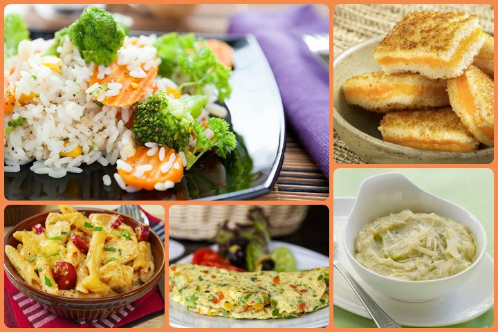 5 Yummy Cheese Recipes For Babies