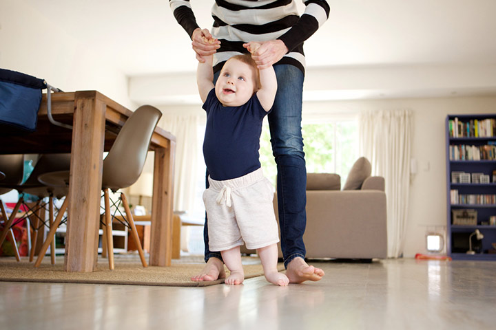 How To Teach Your Baby To Walk?