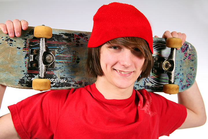 10 Stylish Long Hairstyles For Teenage Guys