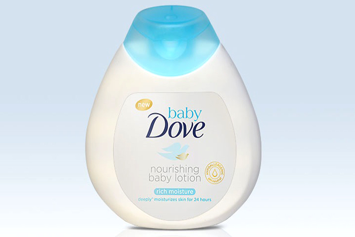Review: Baby Dove Rich Moisture Nourishing Baby Lotion