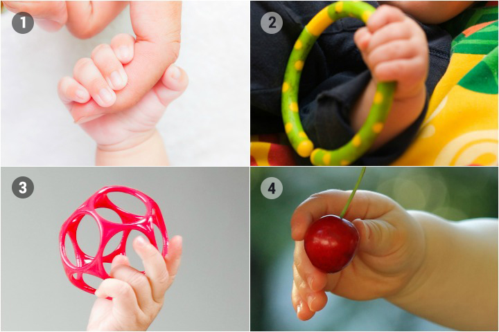 When Will Your Baby Develop The Pincer Grasp?