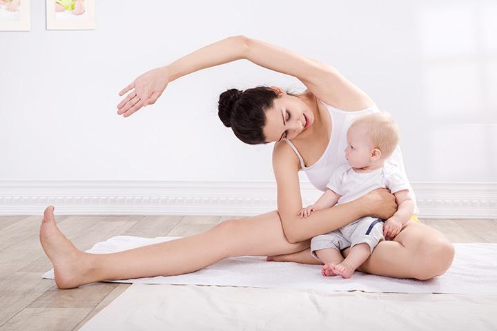 10 Postnatal Exercises For New Moms