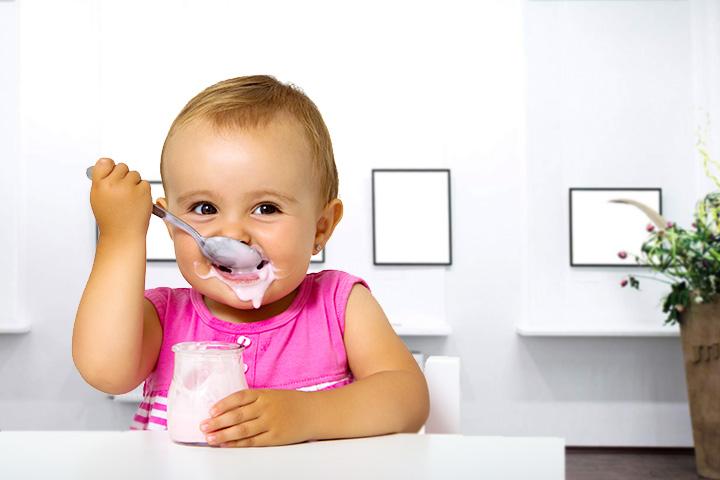 10 Yummilicious Yogurt Recipes For Your Baby