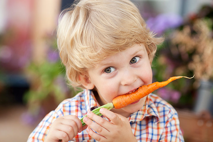 Carrots For Kids – Health Benefits And Interesting Facts