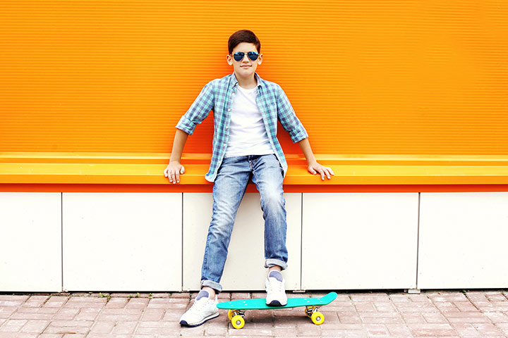 Cool Fashion Tips For Teen Boys