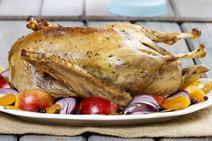 5 Amazing Health Benefits Of Duck Meat During Pregnancy