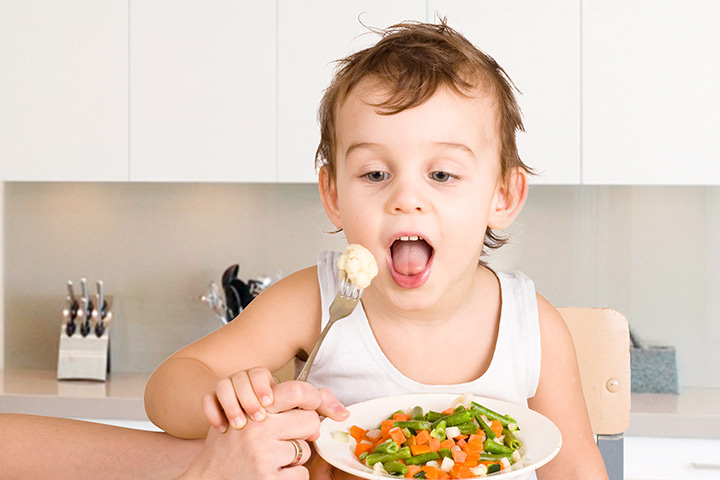 Food & Snack Ideas For Your 3 Year Old Child