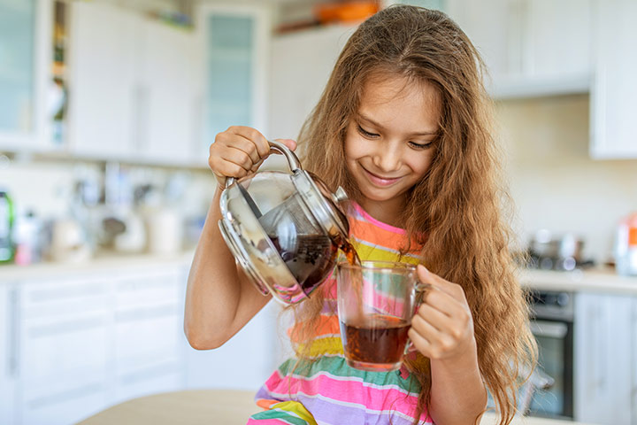 Green Tea For Kids – 3 Benefits And 7 Side Effects