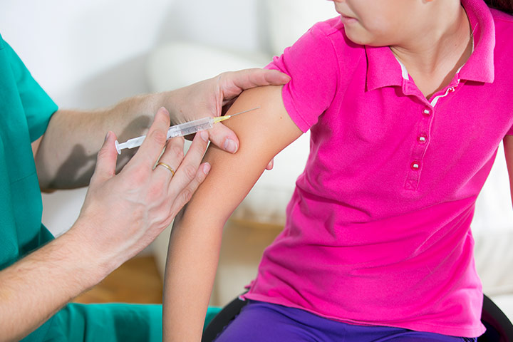 MMR Vaccine For Child – Schedule And Side Effects
