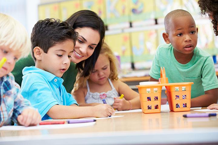 Top 10 Preschools In Houston
