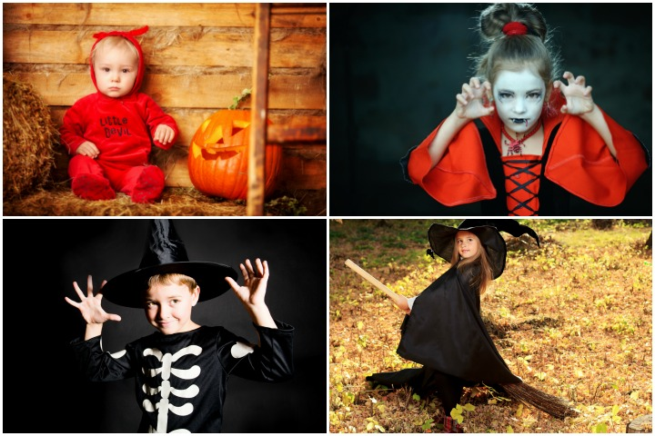 31 Scary Halloween Costumes For Kids To Try