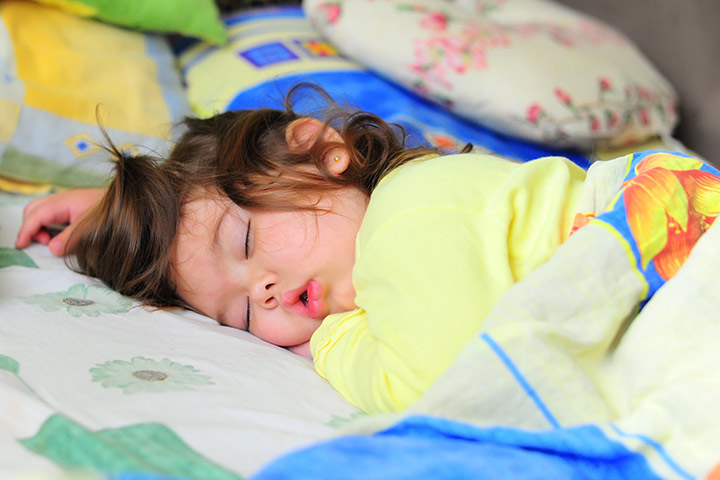 Sleep Disorders In Toddlers – Types, Causes & Treatments