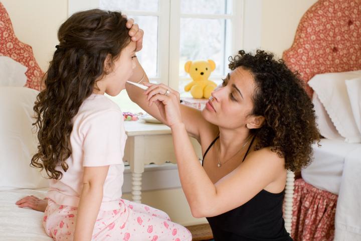Swine Flu In Children – Symptoms, Treatments & Vaccines