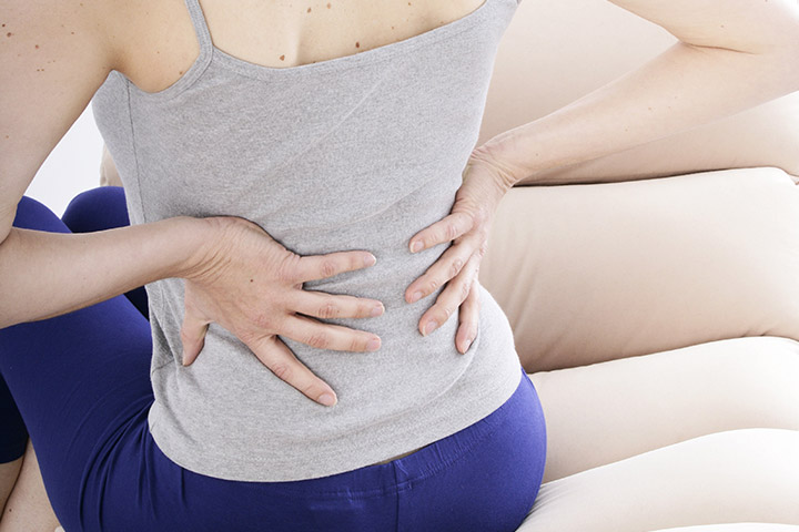 10 Simple Ways To Relieve Back Pain Post Delivery