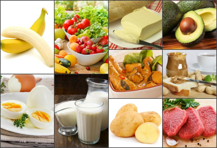 Top 10 Healthy Foods To Gain Weight For Kids