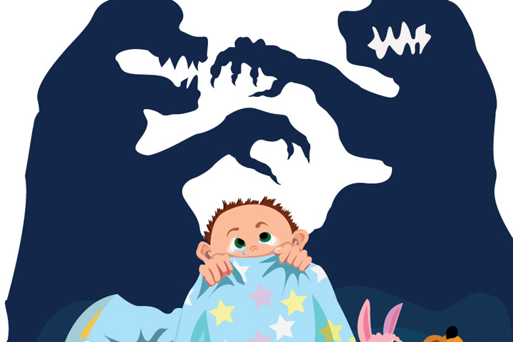 Nightmares And Night Terrors In Babies & Toddlers: Reasons And Solutions